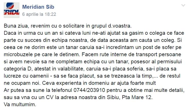 meridian sibiu 2